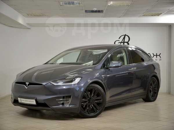 Tesla Model X, 2017 год, 7 250 000 руб.