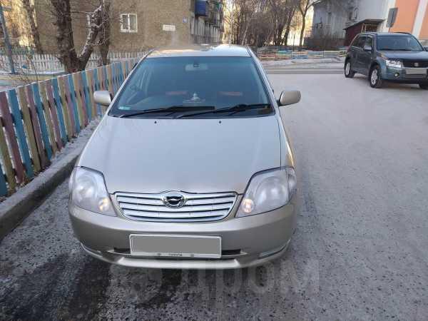 Toyota Corolla, 2000 год, 340 000 руб.