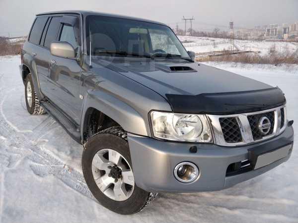 Nissan Patrol, 2006 год, 890 000 руб.