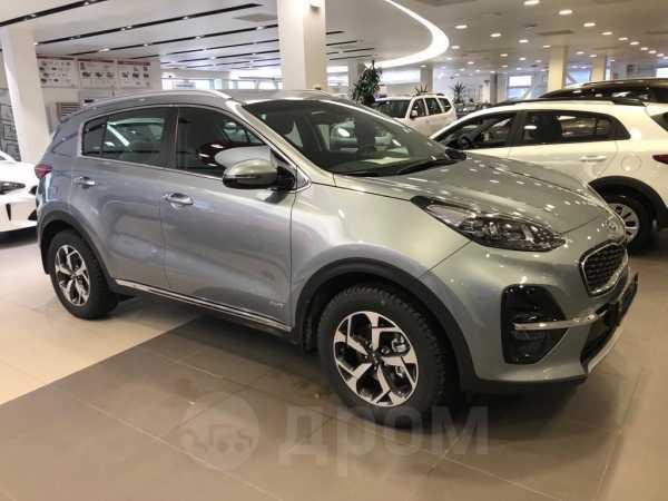 Kia Sportage, 2019 год, 1 744 900 руб.