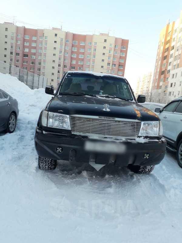 Toyota Land Cruiser, 2003 год, 930 000 руб.