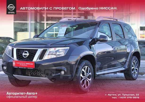 Nissan Terrano, 2016 год, 820 000 руб.