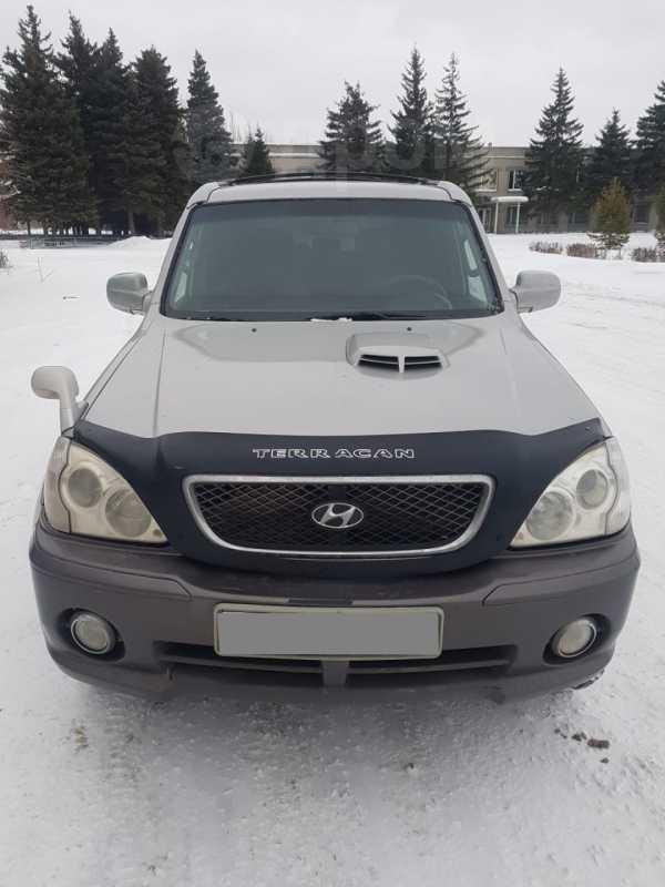 Hyundai Terracan, 2003 год, 327 000 руб.