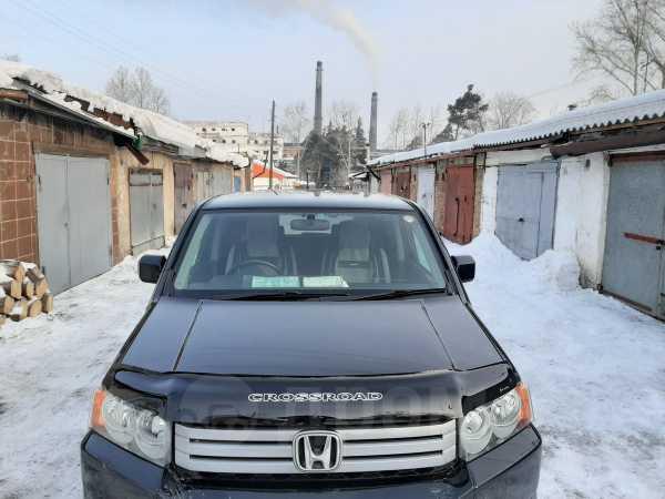 Honda Crossroad, 2008 год, 700 000 руб.