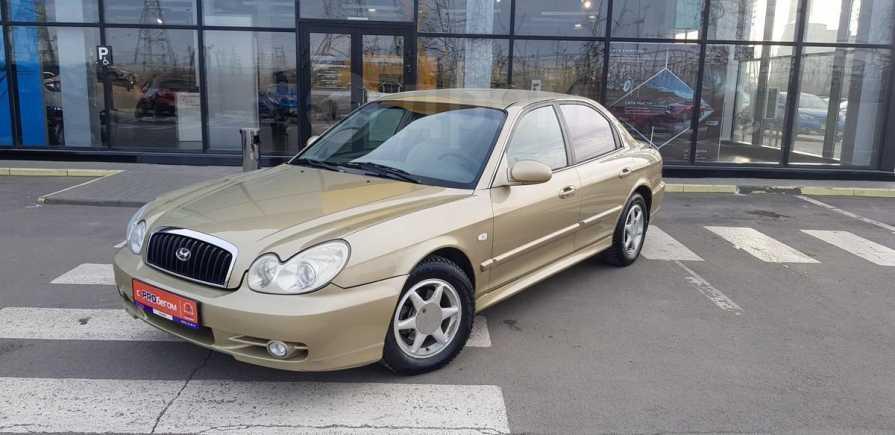 Hyundai Sonata, 2002 год, 195 000 руб.