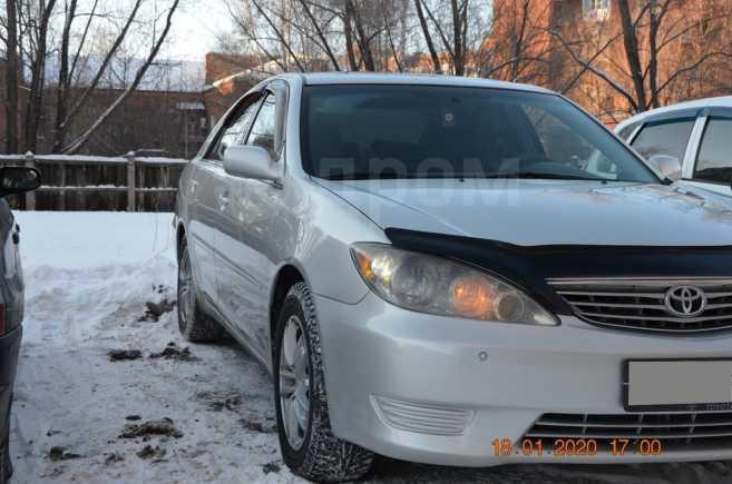 Toyota Camry, 2005 год, 505 000 руб.