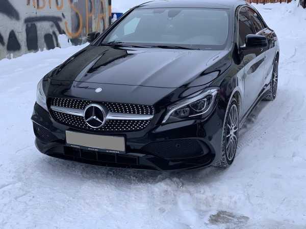 Mercedes-Benz CLA-Class, 2016 год, 1 500 000 руб.