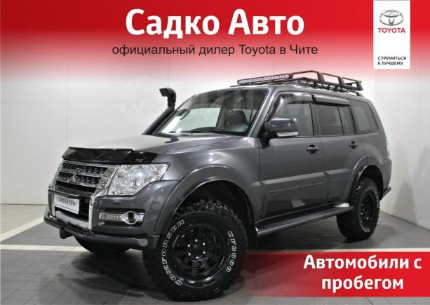 Mitsubishi Pajero, 2015 год, 1 795 000 руб.