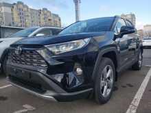 Новосибирск Toyota RAV4 2019