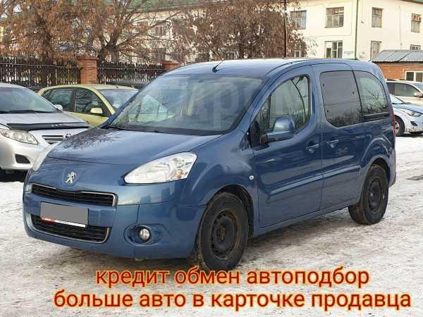 Peugeot Partner, 2012 год, 329 001 руб.
