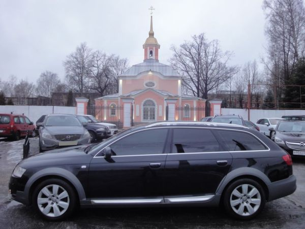 Audi A6 allroad quattro, 2008 год, 839 000 руб.