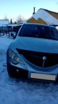 SsangYong Actyon Sports, 2007 год, 366 000 руб.
