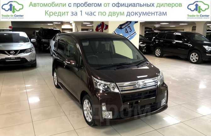 Daihatsu Move, 2014 год, 479 000 руб.