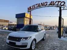 Иркутск Range Rover 2019