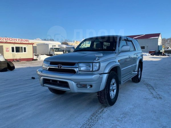 Toyota Hilux Surf, 2001 год, 960 000 руб.