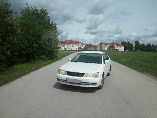 Nissan Bluebird, 2001 год, 165 000 руб.