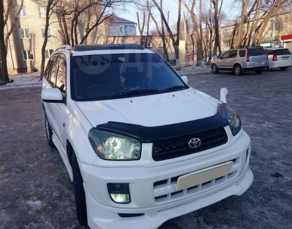 Toyota RAV4, 2002 год, 540 000 руб.