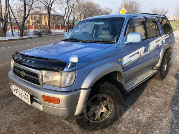 Toyota Hilux Surf, 2000 год, 600 000 руб.