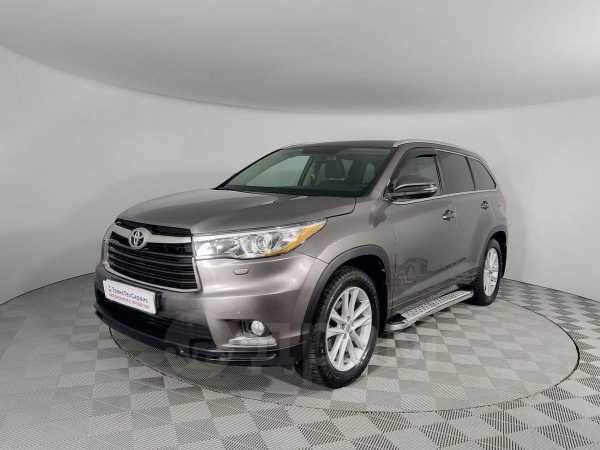 Toyota Highlander, 2014 год, 1 616 000 руб.