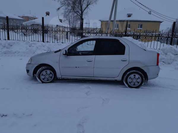 Renault Logan, 2013 год, 145 000 руб.