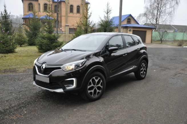 Renault Kaptur, 2016 год, 852 000 руб.