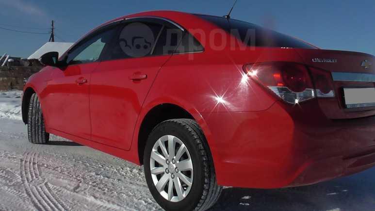 Chevrolet Cruze, 2014 год, 575 575 руб.