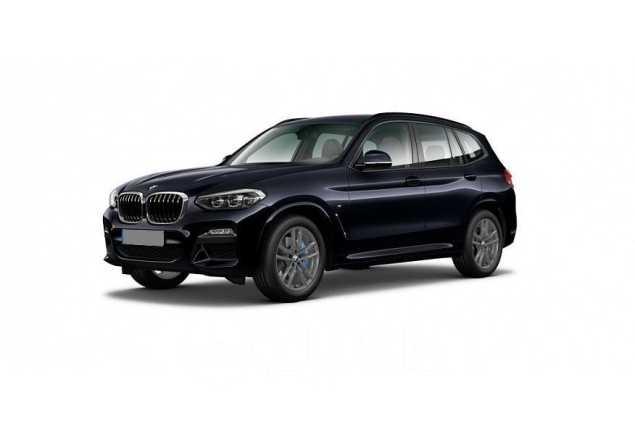 BMW X3, 2020 год, 3 811 900 руб.