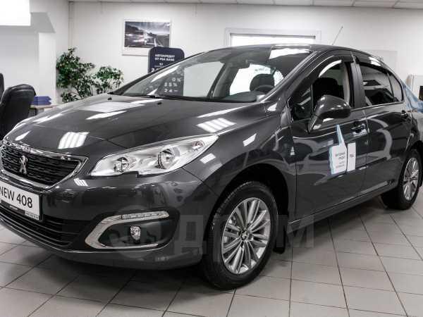 Peugeot 408, 2018 год, 1 138 000 руб.
