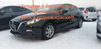 Красноярск Axela 2016