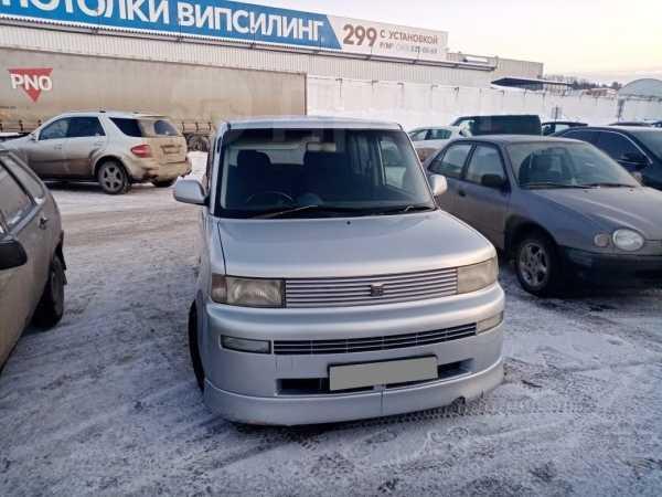 Toyota bB, 2001 год, 285 000 руб.