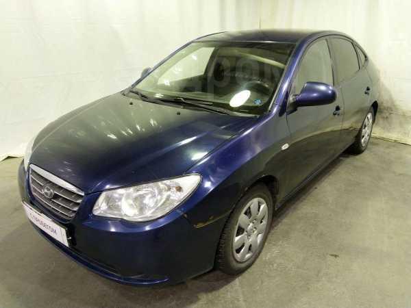 Hyundai Elantra, 2008 год, 292 000 руб.