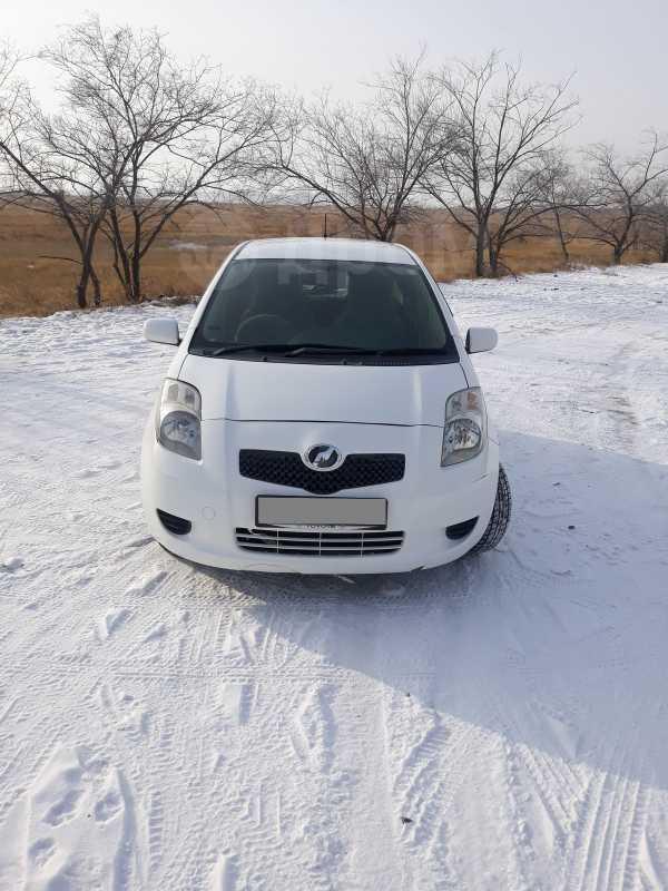 Toyota Vitz, 2006 год, 272 000 руб.