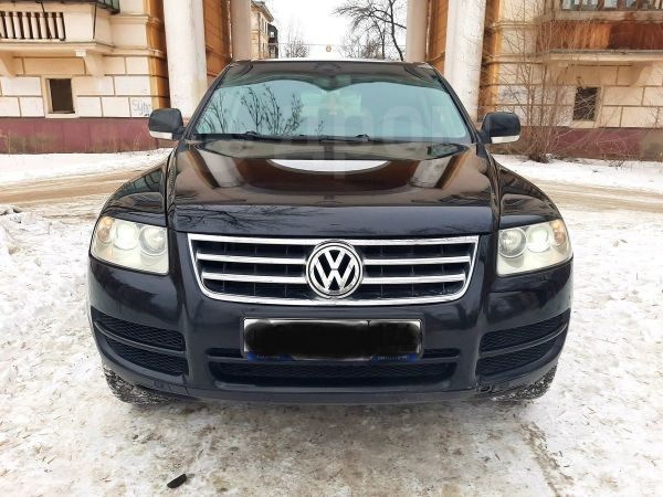Volkswagen Touareg, 2006 год, 500 000 руб.