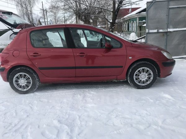 Peugeot 307, 2005 год, 187 000 руб.