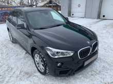 Томск BMW X1 2015