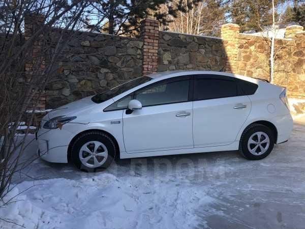Toyota Prius PHV, 2012 год, 1 025 000 руб.