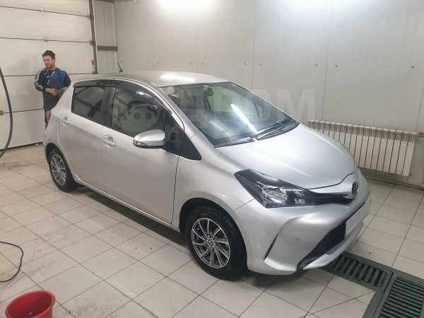 Toyota Vitz, 2014 год, 465 000 руб.
