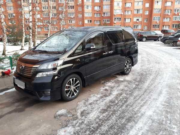 Toyota Vellfire, 2010 год, 1 250 000 руб.