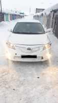 Toyota Corolla, 2012 год, 590 000 руб.