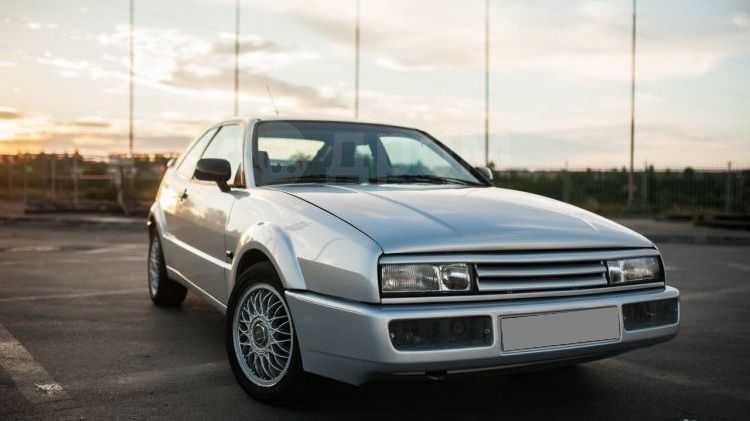 Volkswagen Corrado, 1992 год, 199 000 руб.