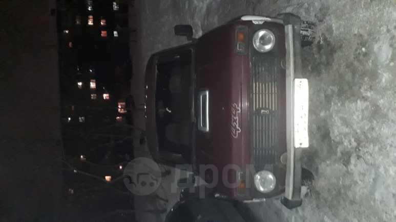 Лада 4x4 2121 Нива, 2002 год, 100 000 руб.