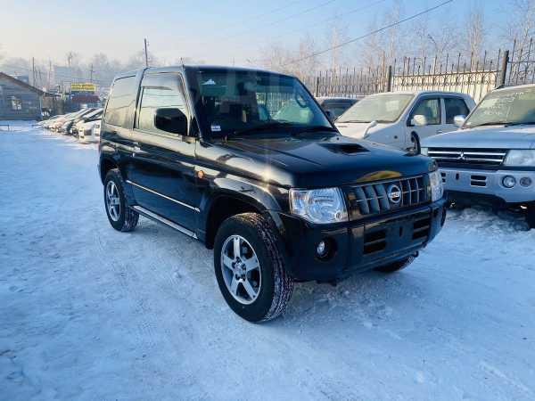 Nissan Kix, 2009 год, 365 000 руб.