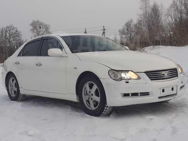 Toyota Mark X, 2007 год, 80 000 руб.