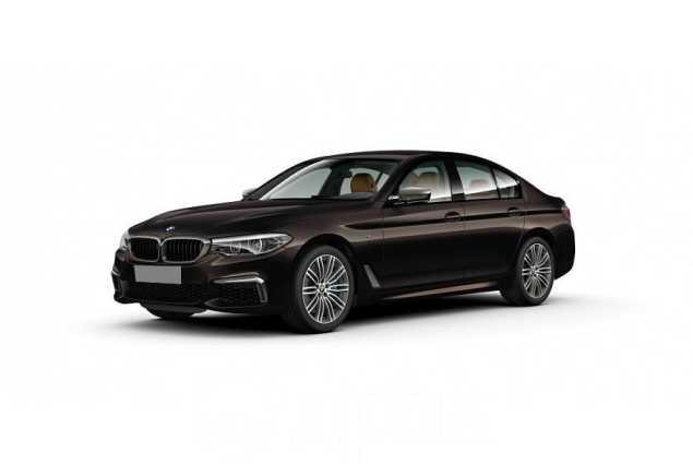 BMW 5-Series, 2019 год, 7 937 600 руб.