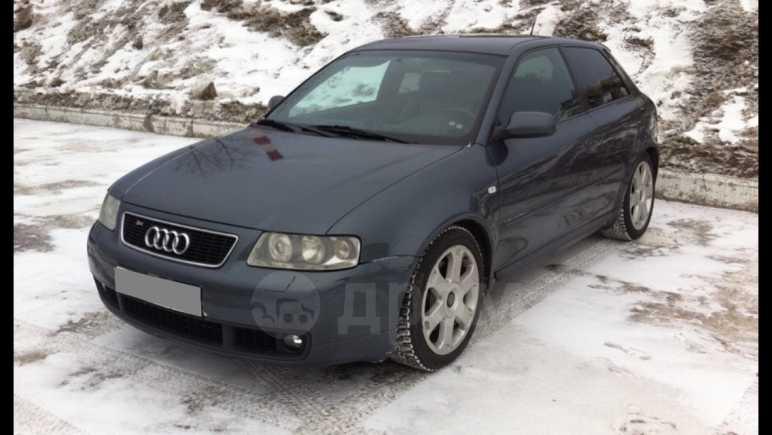Audi S3, 2002 год, 350 000 руб.