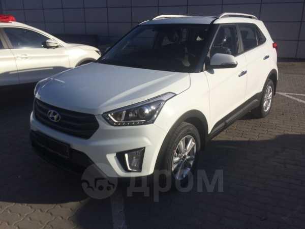 Hyundai Creta, 2019 год, 1 330 000 руб.