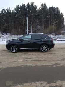 Иркутск Lexus RX350 2014