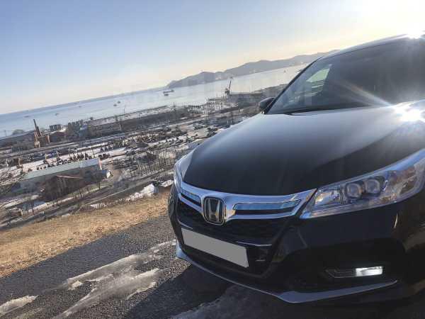 Honda Accord, 2015 год, 1 250 000 руб.