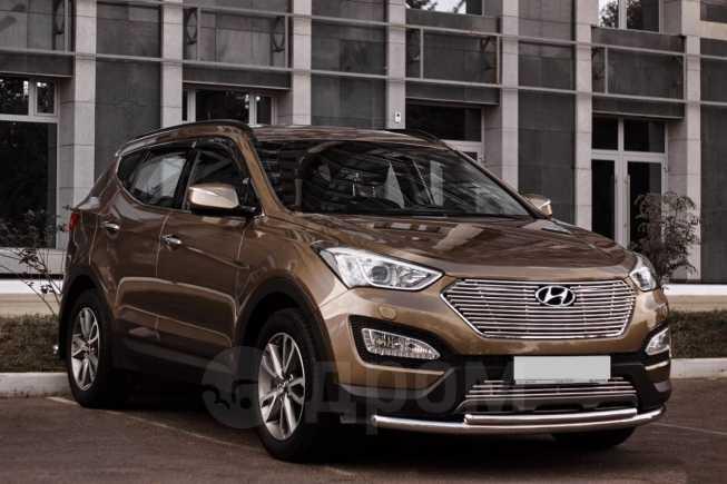 Hyundai Santa Fe, 2013 год, 1 239 000 руб.