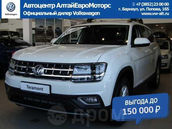 Volkswagen Teramont, 2019 год, 3 609 000 руб.